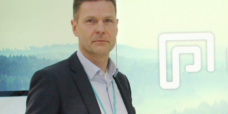 Purso Oy:n toimitusjohtaja Jussi Aro.